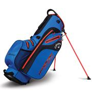Callaway Hyper Dry Fusion Stand Bag 2018 - Royal/Black/Red