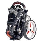 Motocaddy Cube Push Cart - Black / Red