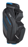 Ping Pioneer Cart Bag 2018 - Charcoal / Birdie Blue / White