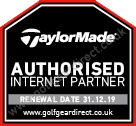 GolfGearDirect.co.uk authroised TaylorMade partner