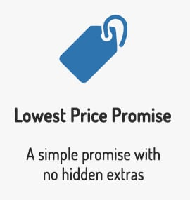 We offer a Lowest Price Promise on all of our products with no hidden extras here at Golfgeardirect.co.uk.