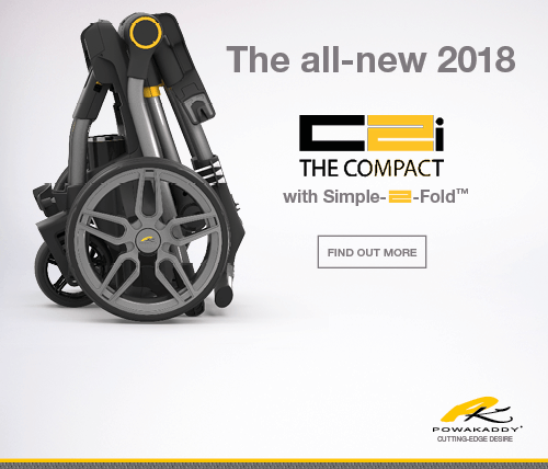 PowaKaddy Compact C2i Simple Fold