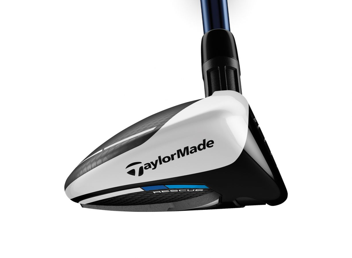 TaylorMade SIM MAX Rescue C300 Steel